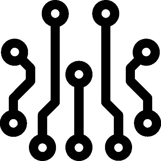 circuit  Icône gratuit
