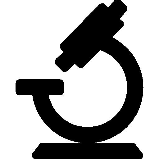 Microscope  free icon