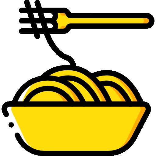 spaghetti  kostenlos Icon