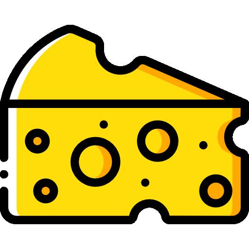 치즈  무료 아이콘
