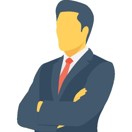 Businessman  free icon