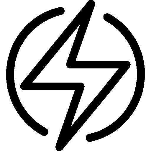 Green energy  free icon