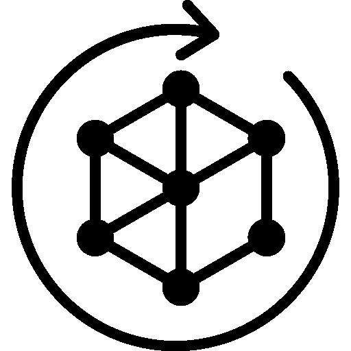 3d  free icon