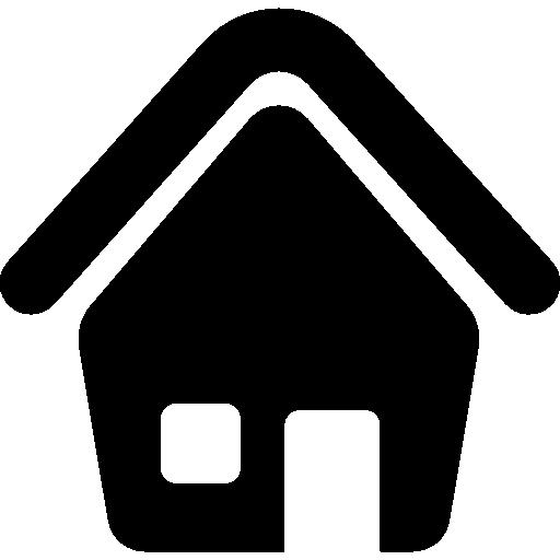 Home button  free icon