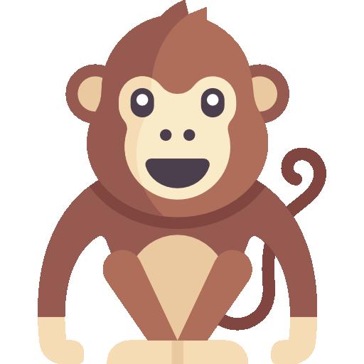 Monkey  free icon