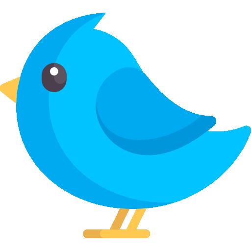 pájaro  icono gratis