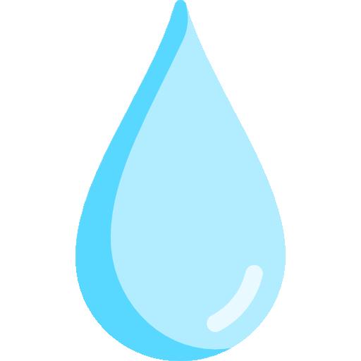 Drop  free icon