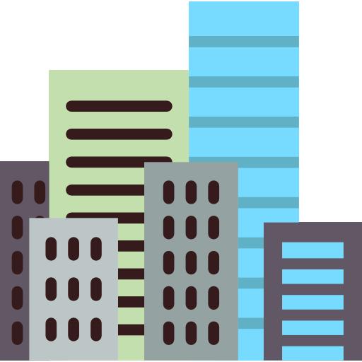 Cityscape  free icon