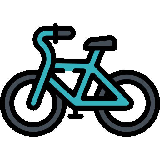 bicicleta  icono gratis
