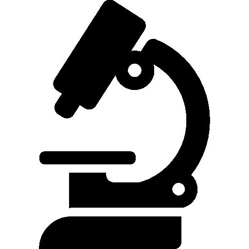 microscopio de laboratorio  icono gratis