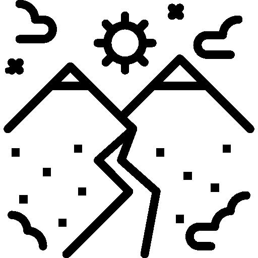 paisaje  icono gratis