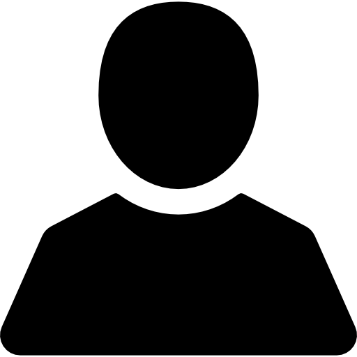 benutzersilhouette  kostenlos Icon