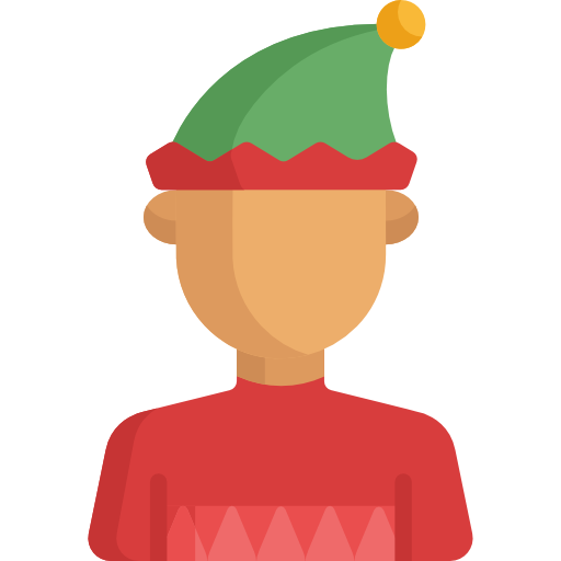 costume elfe  Icône gratuit
