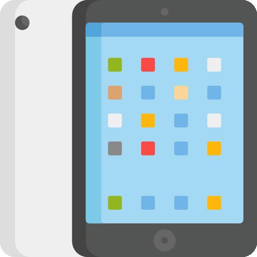 Ipad  free icon