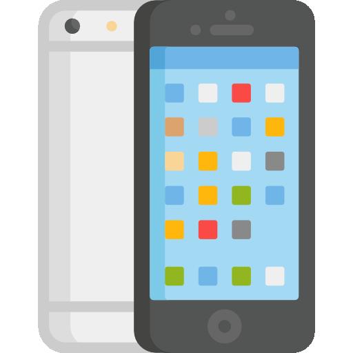 Iphone  free icon
