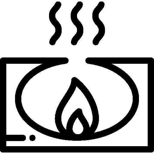 Warm  free icon
