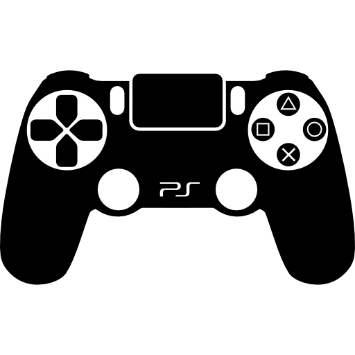 PS4 Gamepad  free icon