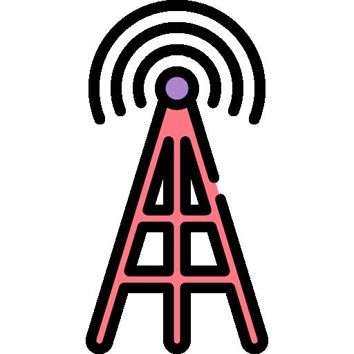 방송  무료 아이콘