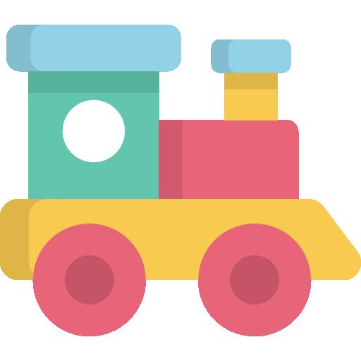 장난감 기차  무료 아이콘