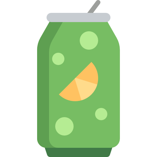 Soft drink  free icon