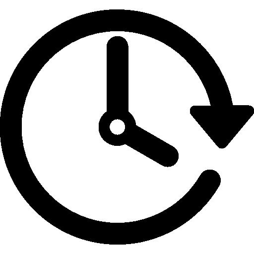 zeitablauf  kostenlos Icon