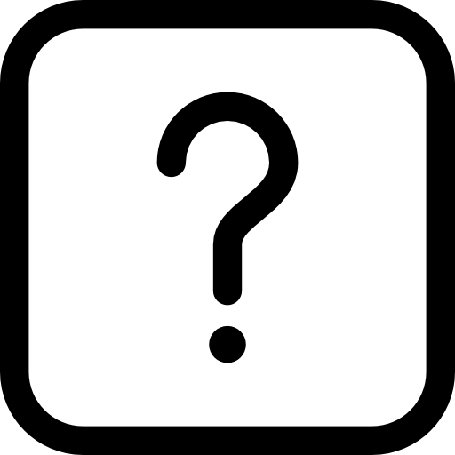 Question mark  free icon