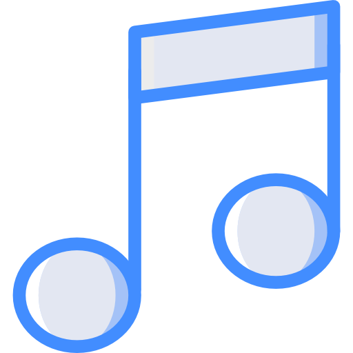 música  icono gratis