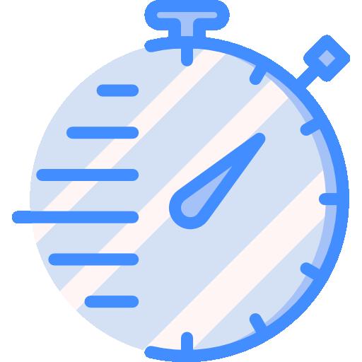 cronómetro  icono gratis