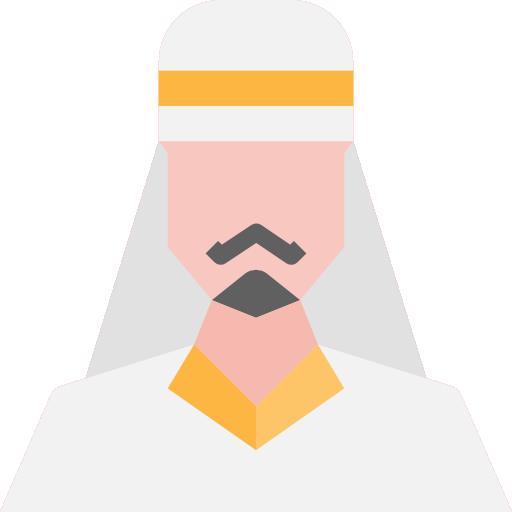 아라비아 사람  무료 아이콘