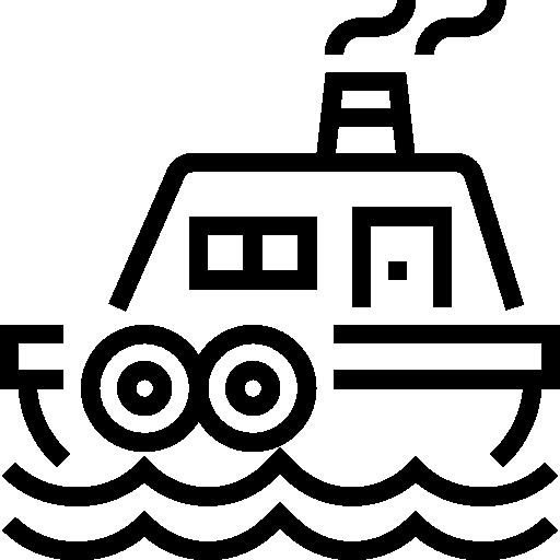 bote  icono gratis