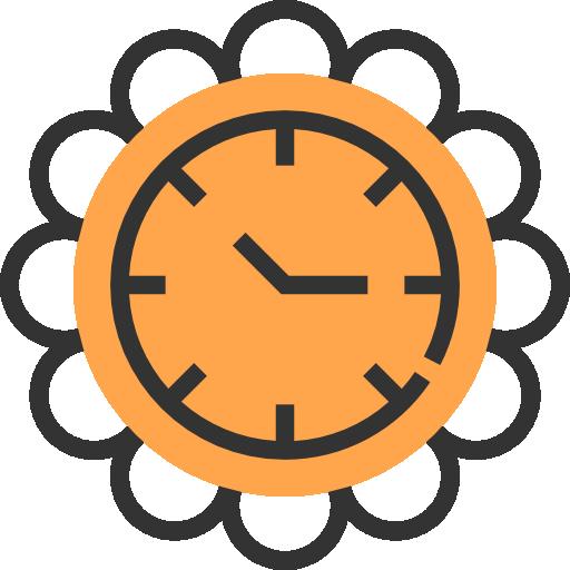 Часы  бесплатно иконка