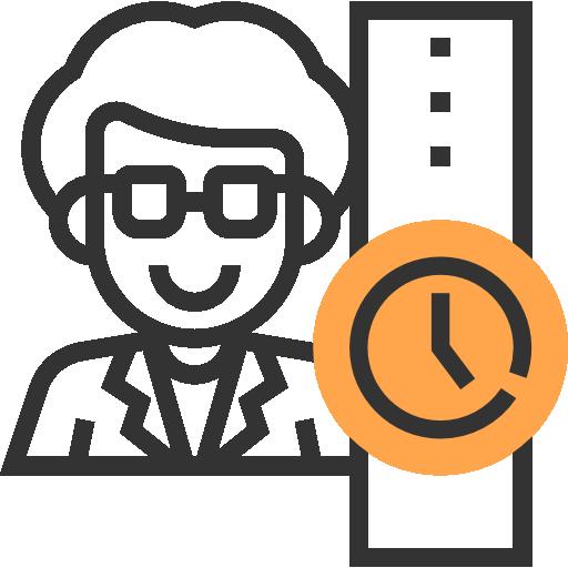 Часовщик  бесплатно иконка