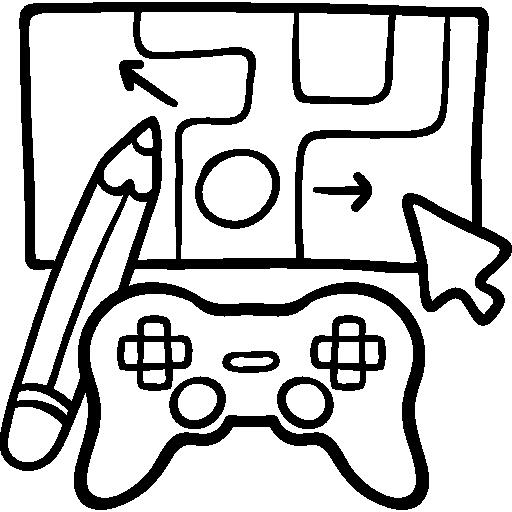 게임 개발  무료 아이콘