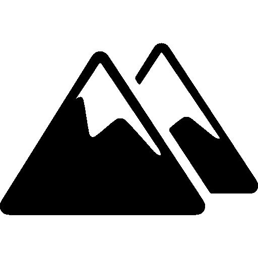 Snowy Mountains  free icon