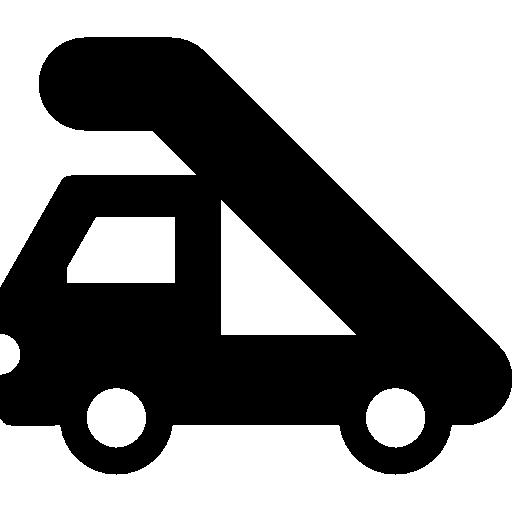 flughafen lkw  kostenlos Icon