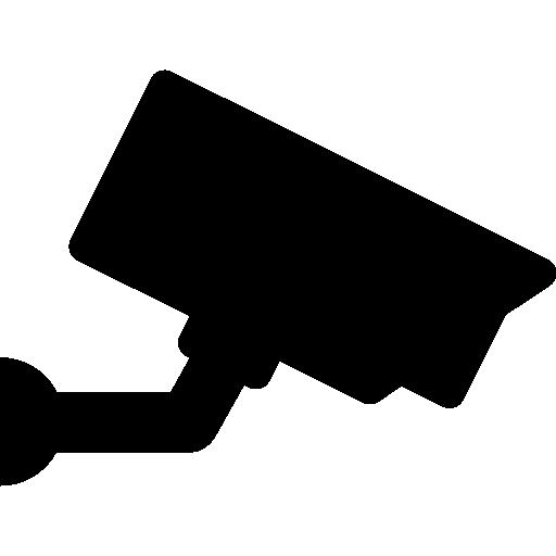Überwachungskamera  kostenlos Icon