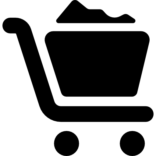 Mall Shopping Cart  free icon