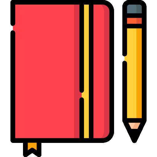 agenda  icono gratis