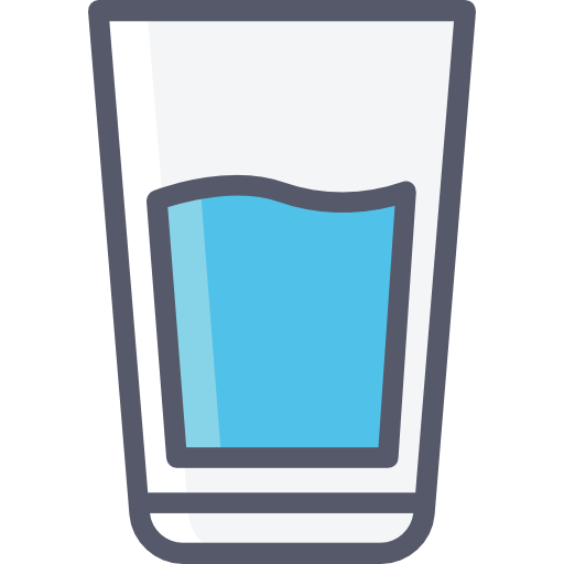 Água  grátis ícone