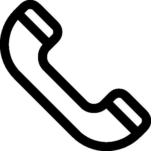 Telephone  free icon