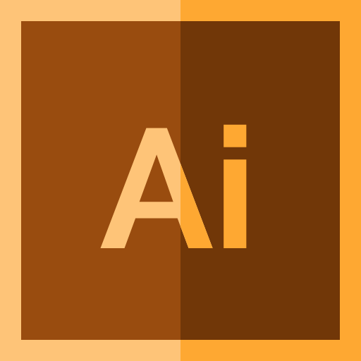 Illustrator  free icon
