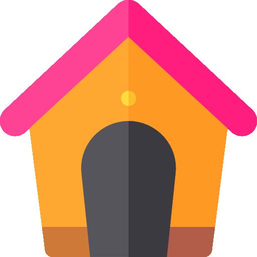 maison pour animaux de compagnie  Icône gratuit