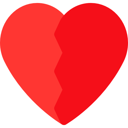 Разбитое сердце  бесплатно иконка