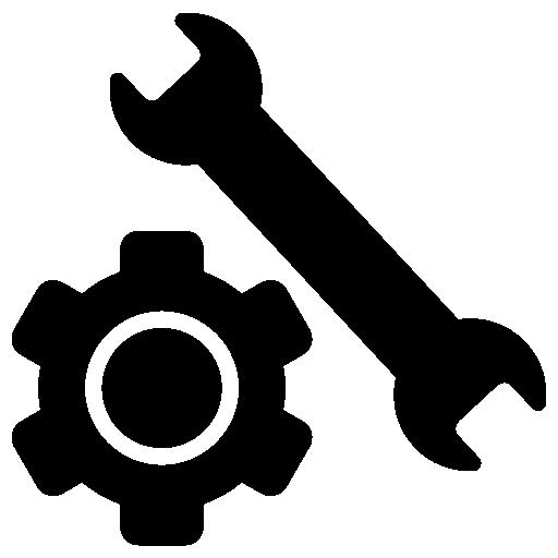 Repair Tools  free icon