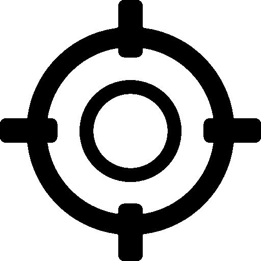 Arm Target  free icon