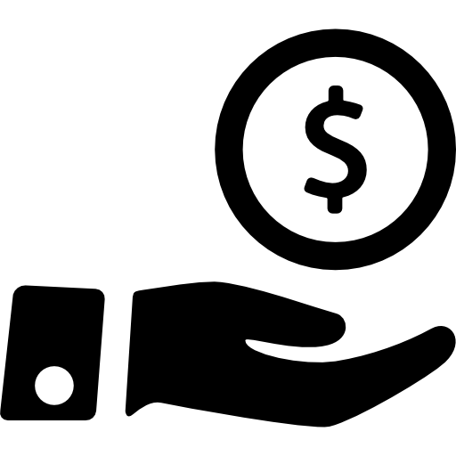 Give Money  free icon