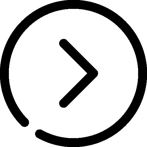 Pass Track Button  free icon