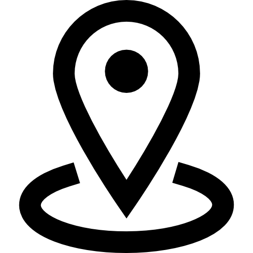 Map Point Pointer  free icon