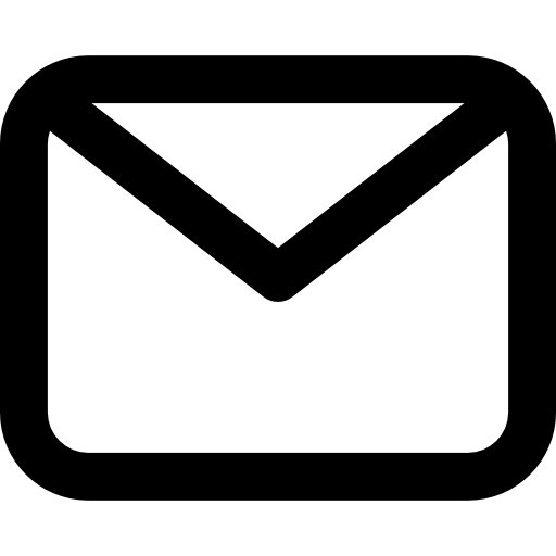 Closed Mail Envelope  free icon