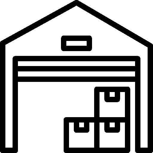 Склад  бесплатно иконка